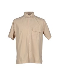 Murphy And Nye Shirts Shirts Men Beige