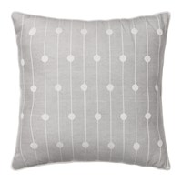 Normann Copenhagen Tivoli Mega Fairy Lights Cushion 50X50cm Metal Grey