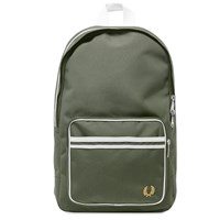 Fred Perry Authentic Twin Tipped Backpack Green