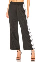 Lovers Friends Athletic Track Pant Black