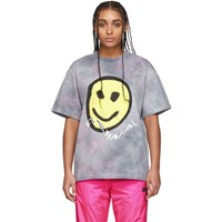Misbhv Grey Tie Dye The Eternal Dream T Shirt