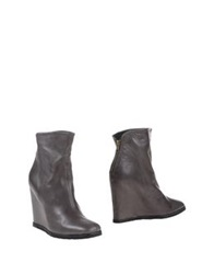 Collection Privee Collection Privee Ankle Boots Brown