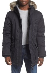 Men's Bench. Breath Hooded Parka