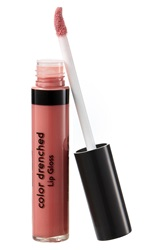 Laura Geller Beauty 'Color Drenched' Lip Gloss French Press Rose