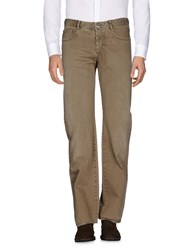 Ermanno Scervino Street Casual Pants Military Green