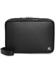 Burberry London Travel Pouch Black