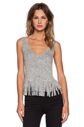 Riller And Fount Cricket Tank Gray