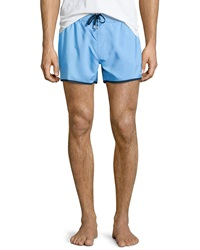 2Xist Jogger Mid Thigh Swim Trunks Azure