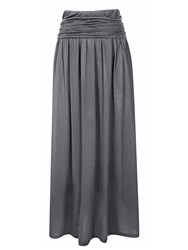Hotsquash Coolfresh Maxi Skirt Grey