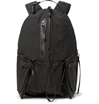 Master Piece Game Water Resistant Nylon Backpack Black