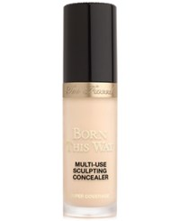 Too Faced Born This Way Super Coverage Multi Use Sculpting Concealer Porcelain Very Fair With Neutral Undertones