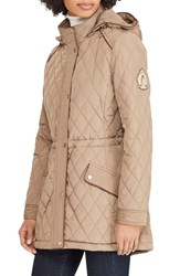 Lauren Ralph Lauren Quilted Coat Bridle