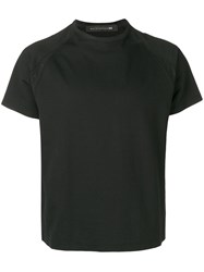 Mackintosh Black Cotton Blend 0004 T