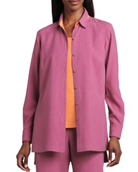 Go Silk Easy Fit Colorblock Shirt Watermelon