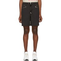 Wonders Black Flight Shorts