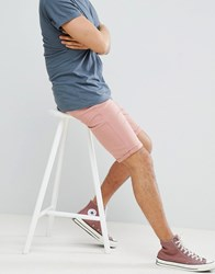 New Look Shorts With Pocket Detail In Light Pink Light Pink