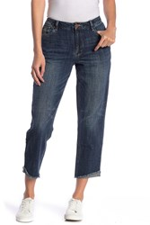 Habitual Vale Slant Fray Cuff Jeans Balsam