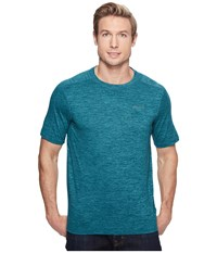 Marmot Ridgeline Short Sleeve Deep Jade Heather Men's T Shirt Green