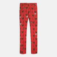 Coach Trousers Fox Cardinal