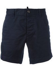 Dsquared2 Classic Shorts Blue