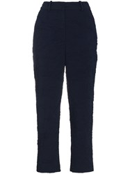 Sies Marjan Willa Cropped Trousers Blue