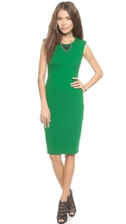Bailey44 Defense Mechanism Dress Green