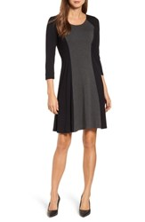 Karen Kane Colorblock Stretch Jersey Dress