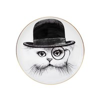 Rory Dobner Perfect Plates Cat In Hat Medium