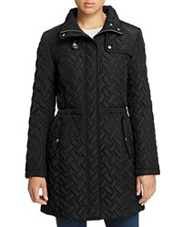 Cole Haan Quilted Jacket Black