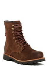 Levi's Baxter Suede Boot Brown