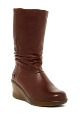 Keen Kate Slouch Boot Brown