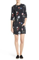 Equipment Women's Aubrey Silk Shift Dress