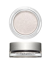 Clarins Ombre Iridescent Cream To Powder Eyeshadow 08 Silver White