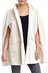 Planet Canvas Cape White