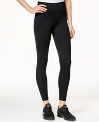 Jessica Simpson The Warm Up Leggings Jet Black