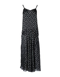 Laviniaturra Dresses Long Dresses Women Black