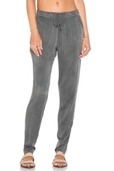 Feel The Piece Rohen Tie Waist Pant Gray