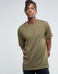 Only And Sons Oversized T Shirt Khaki Green