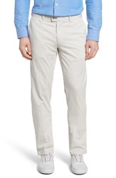 Brax Men's Big And Tall Flat Front Stretch Trousers Paper