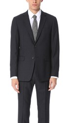 Theory Ganesvoort Suit Jacket Eclipse Multi