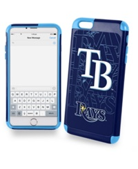 Forever Collectibles Tampa Bay Rays Iphone 6 Plus Case Navy