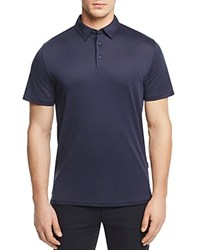 Ag Green Label Tarrant Performance Regular Fit Polo Shirt Naval Blue