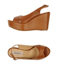 Donna Piu Footwear Sandals Women Tan