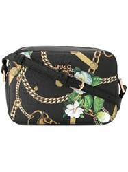 Liu Jo Manhattan Crossbody Black