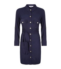 Heidi Klein Belted Shirt Dress Female