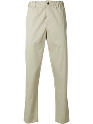 Stephan Schneider Straight Leg Trousers Nude And Neutrals