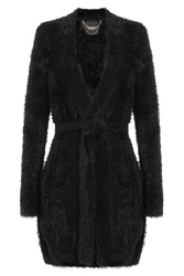 Juicy Couture Textured Cardigan Black