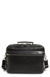 Men's Shinola 'Signature' Leather Briefcase