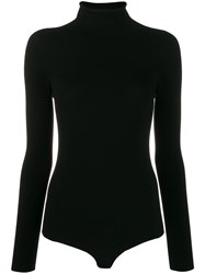 Twin Set Backless Turtle Neck Body 60