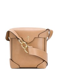Manu Atelier Mini Pristine Cross Body Bag 60